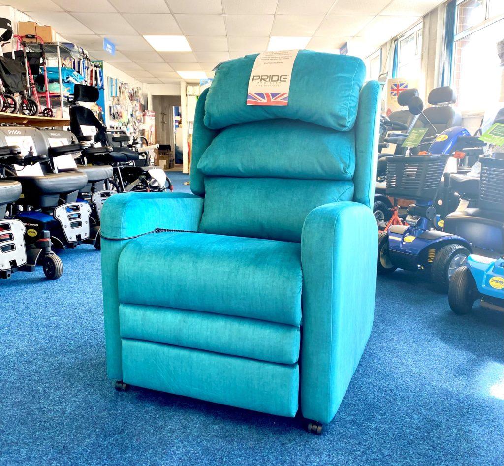 Stockport riser recliner chair custom